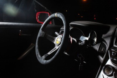 Hyundai Genesis Coupe by BloodType Racing 13