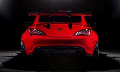 Hyundai Genesis Coupe by BloodType Racing 3