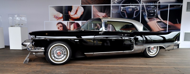 Iconic Classic Showcase - 1957 Cadillac Eldorado Brougham at Pebble Beach 2014 21