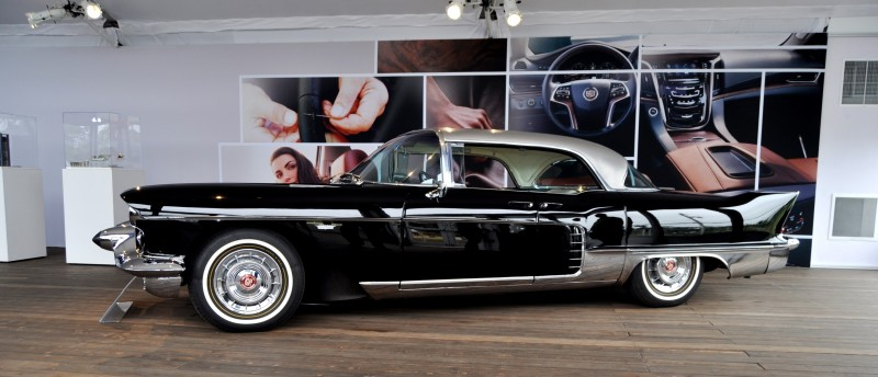 Iconic Classic Showcase - 1957 Cadillac Eldorado Brougham at Pebble Beach 2014 22