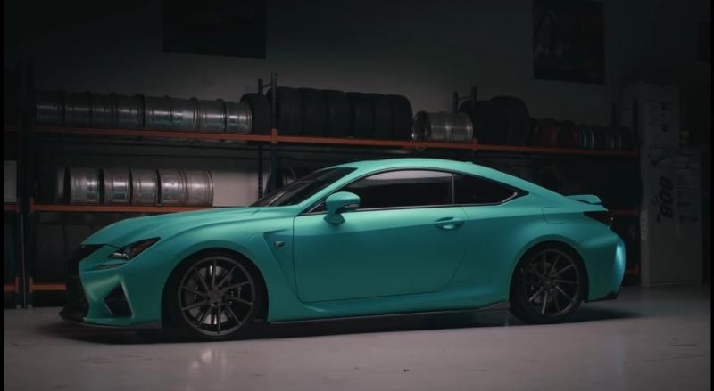 Insta-Built 2015 Lexus RC F by VIP Auto Salon 11