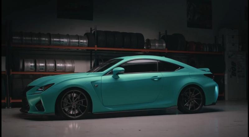 Insta-Built 2015 Lexus RC F by VIP Auto Salon 21