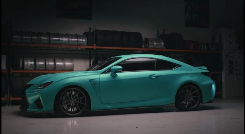 Insta-Built 2015 Lexus RC F by VIP Auto Salon 22