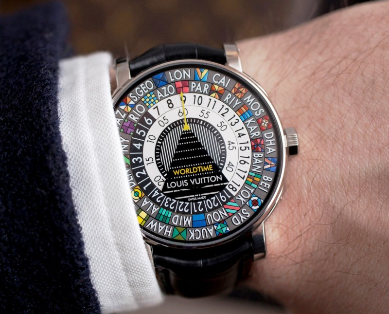 Louis Vuitton ESCALE Worldtime 10
