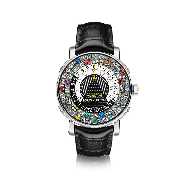 Louis Vuitton ESCALE Worldtime 11
