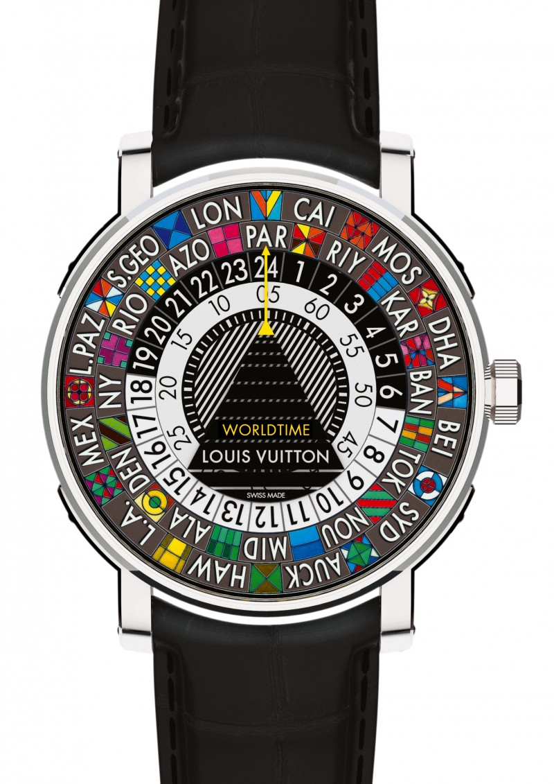 Louis Vuitton ESCALE Worldtime 2