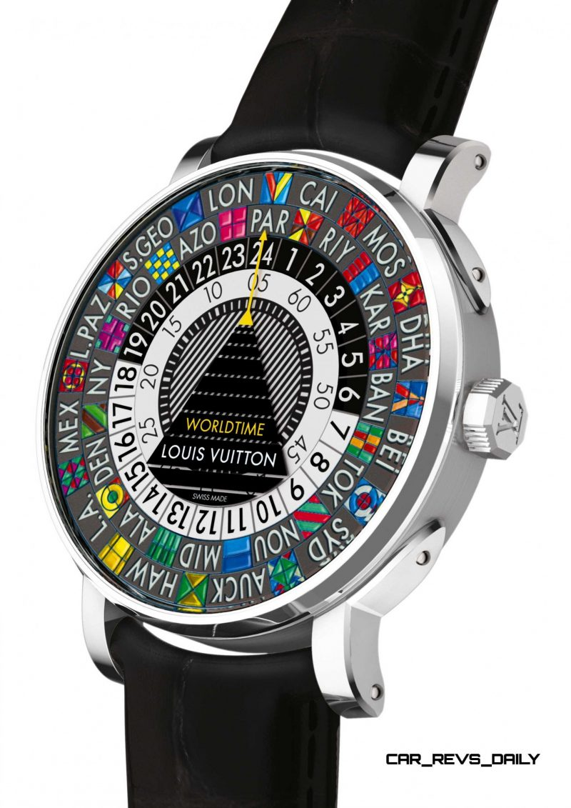 Louis Vuitton ESCALE Worldtime 3