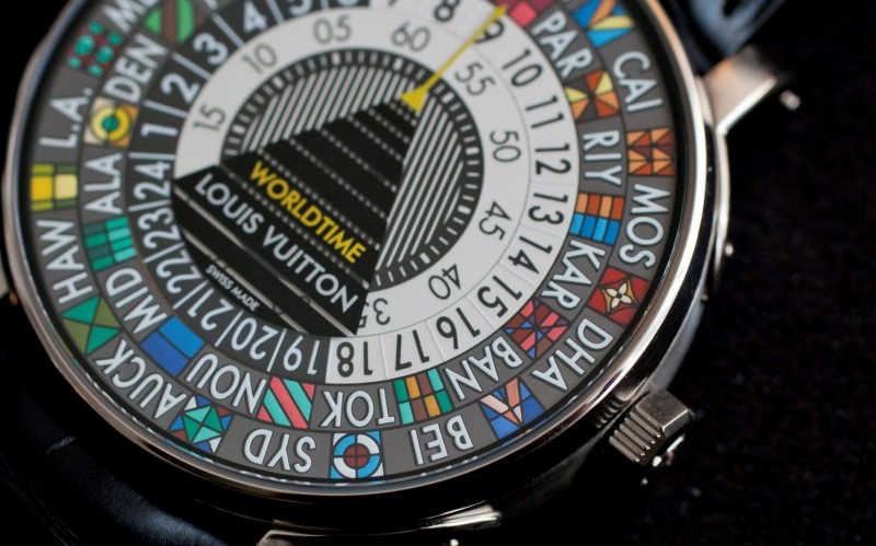Louis Vuitton ESCALE Worldtime 6
