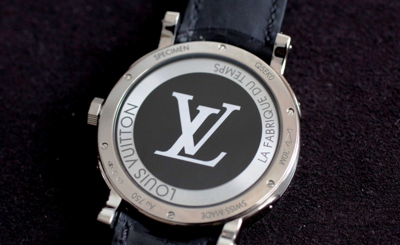 Louis Vuitton ESCALE Worldtime 7