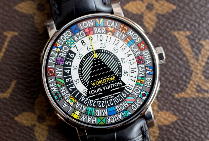 Louis Vuitton ESCALE Worldtime 9