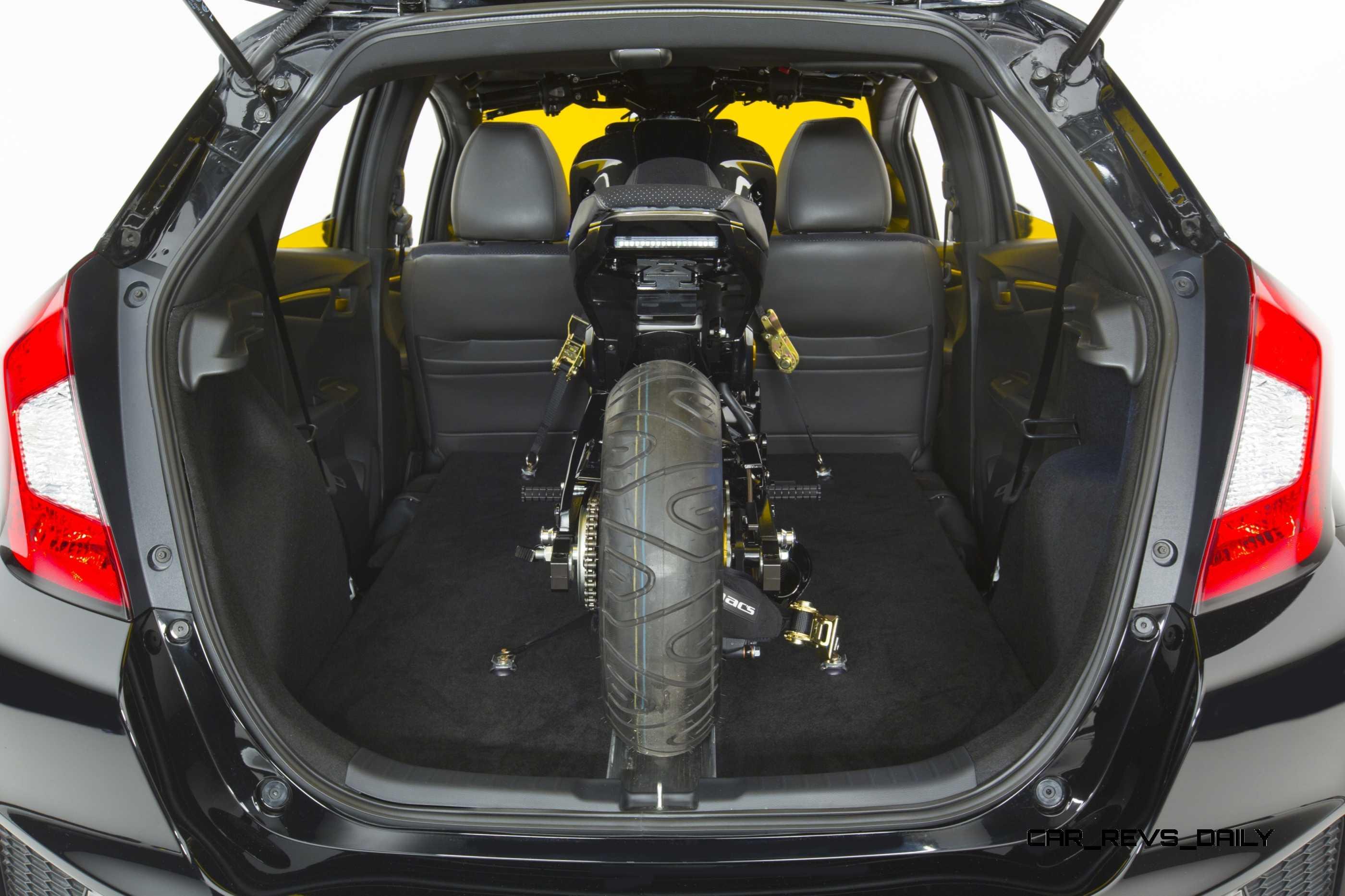 Best Of Sema 2014 Honda Fit In 7 Race Ready Customs