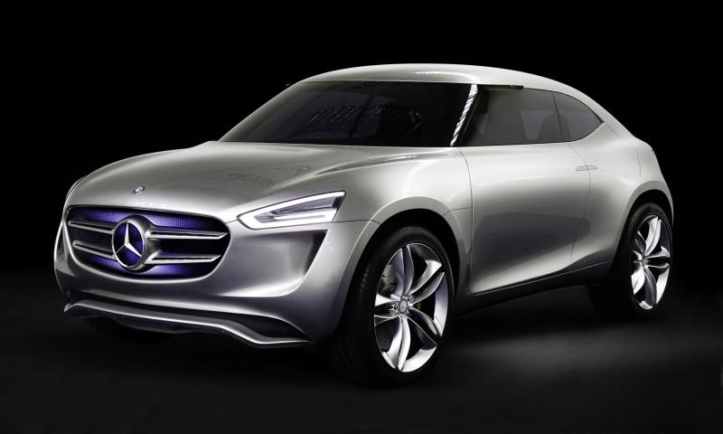 Mercedes-Benz G-Code Concept 14
