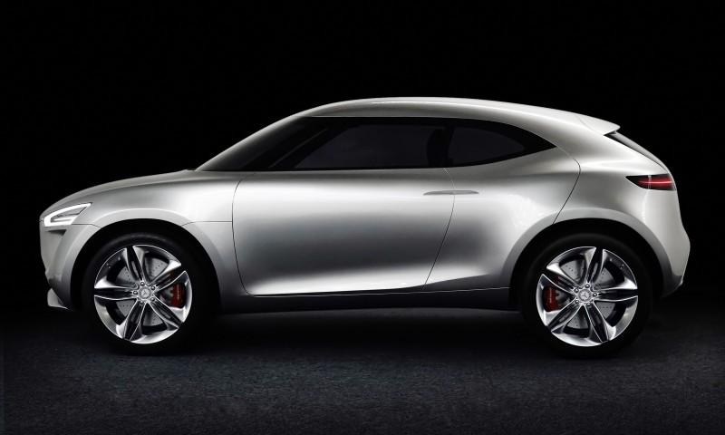Mercedes-Benz G-Code Concept 15