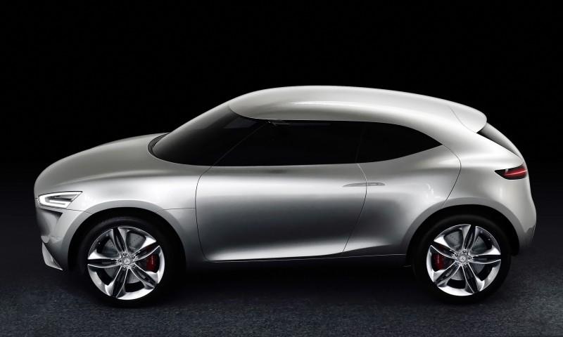 Mercedes-Benz G-Code Concept 16