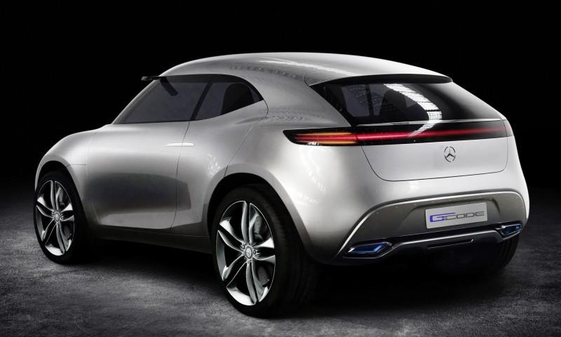 Mercedes-Benz G-Code Concept 17