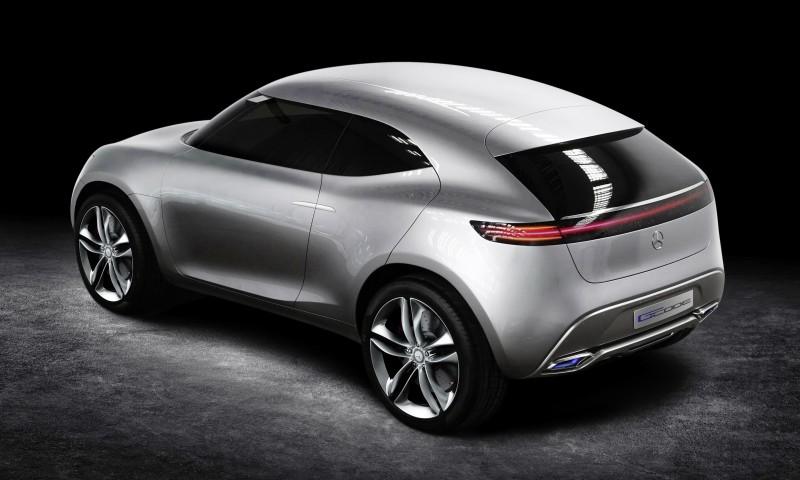 Mercedes-Benz G-Code Concept 18