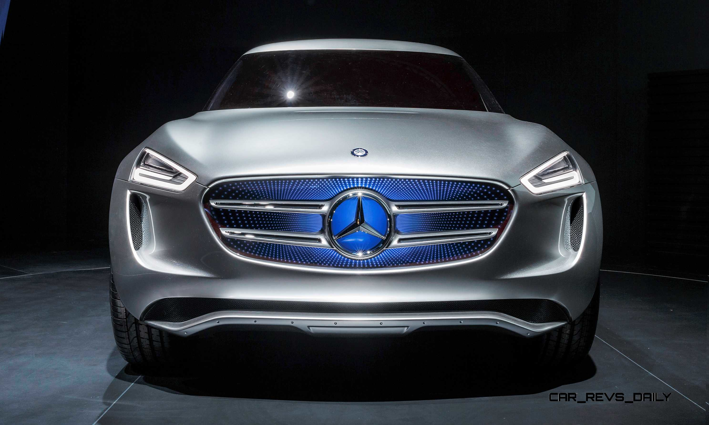 Mercedes Benz G Code Concept Is China Penned Glb Design Study