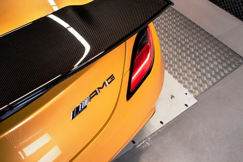 Mercedes-Benz SLS AMG Mc700 By McChip DKR 7