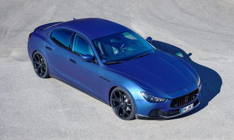 Novitec Tridente Maserati GHIBLI 10