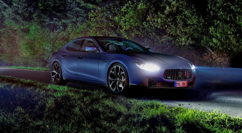 Novitec Tridente Maserati GHIBLI 13
