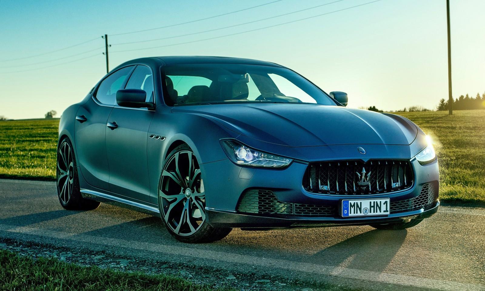 Novitec Tridente Maserati GHIBLI 15