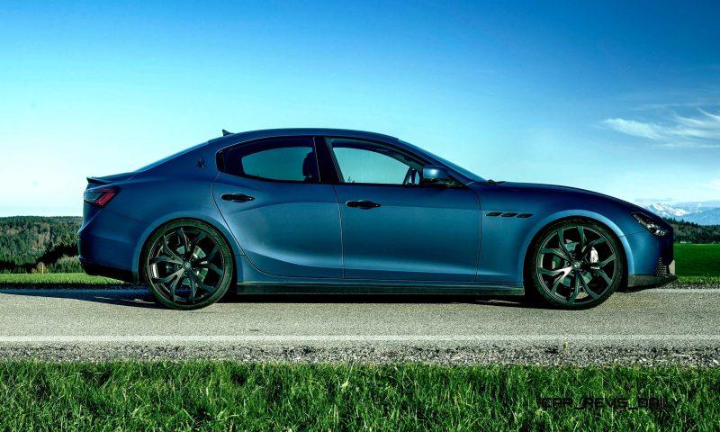 Novitec Tridente Maserati GHIBLI 17