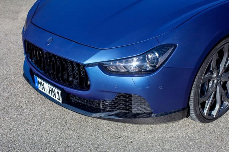 Novitec Tridente Maserati GHIBLI 510