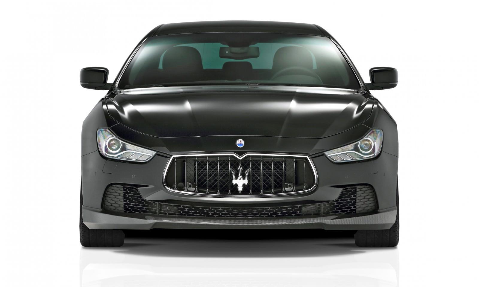 Novitec Tridente Maserati GHIBLI 6