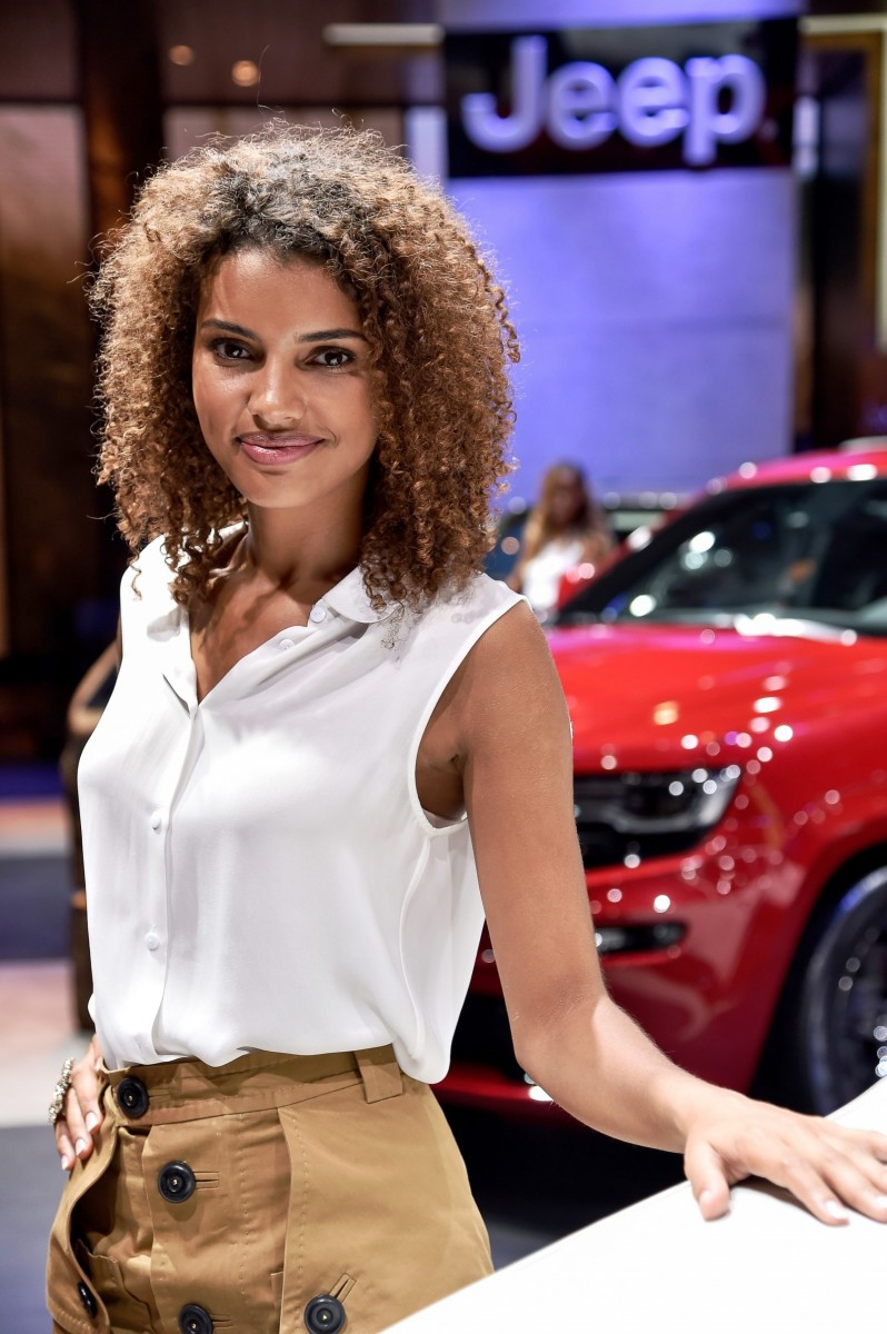 Paris 2014 - The Motor Show Girls 6