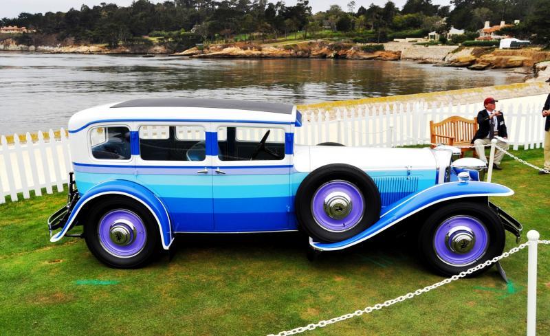 Pebble Beach 2014 Concours Lawn - RUXTON Marque Showcase 17