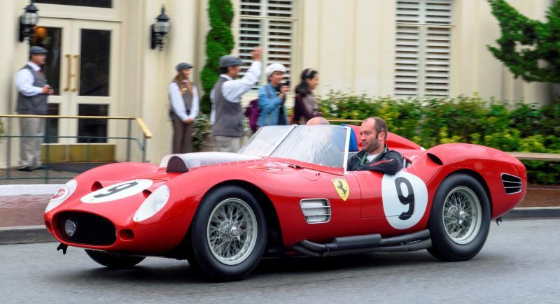 Pebble Beach 2014 - Ferrari Testa Rossa 11