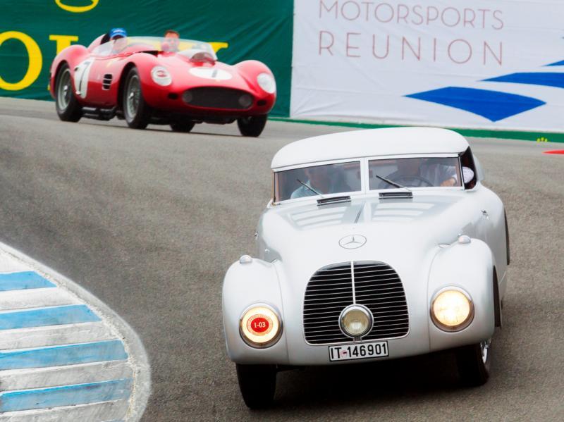 Pebble Beach 2014 - Ferrari Testa Rossa 13