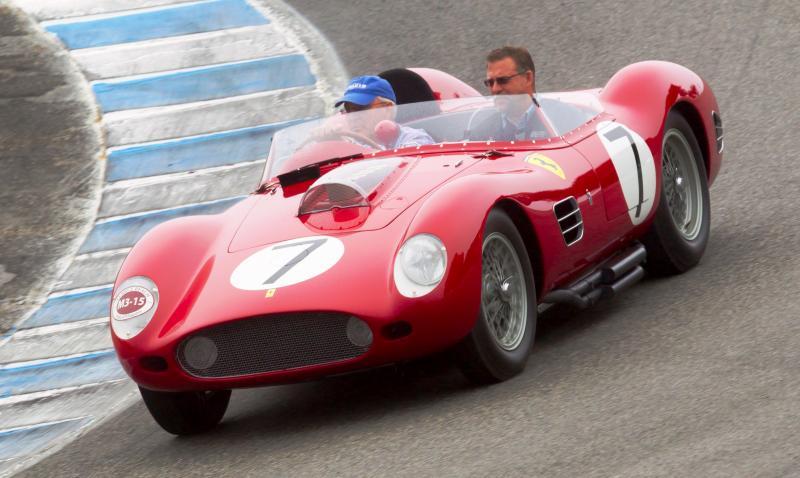 Pebble Beach 2014 - Ferrari Testa Rossa 14