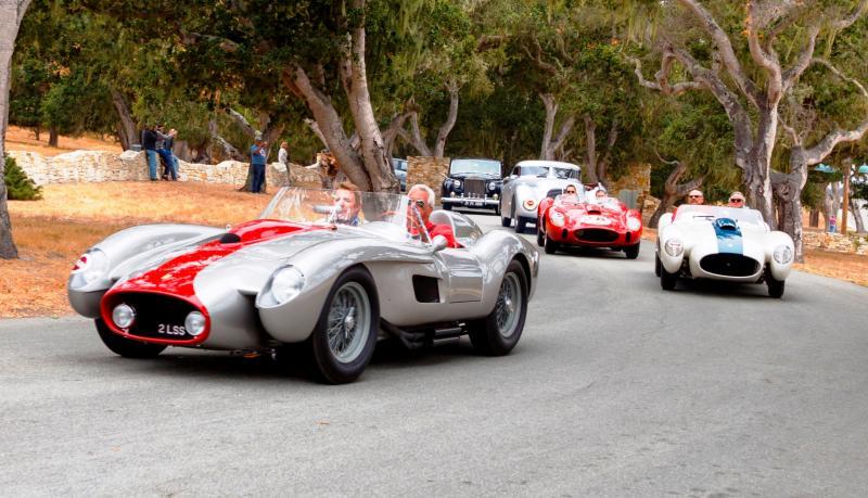 Pebble Beach 2014 - Ferrari Testa Rossa 16