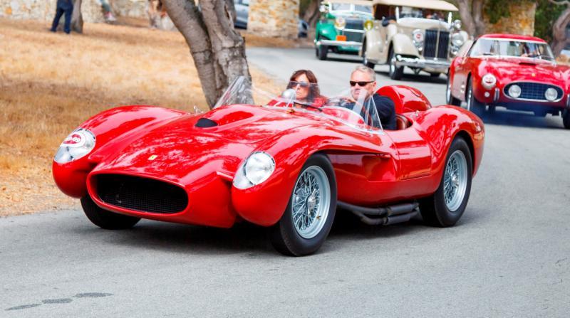Pebble Beach 2014 - Ferrari Testa Rossa 19