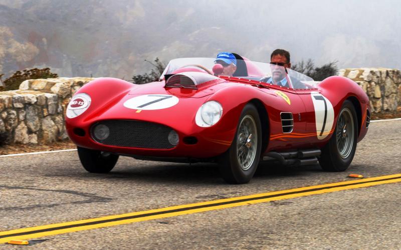 Pebble Beach 2014 - Ferrari Testa Rossa 20