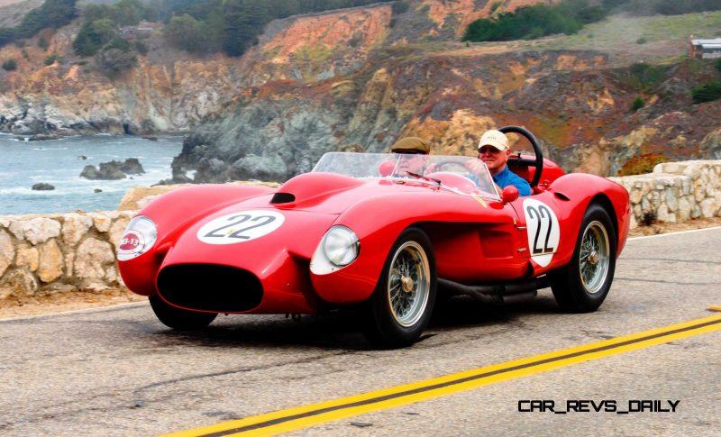 Pebble Beach 2014 - Ferrari Testa Rossa 21