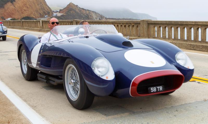 Pebble Beach 2014 - Ferrari Testa Rossa 22