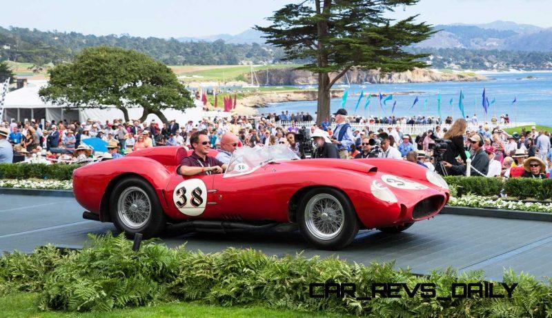 Pebble Beach 2014 - Ferrari Testa Rossa 23