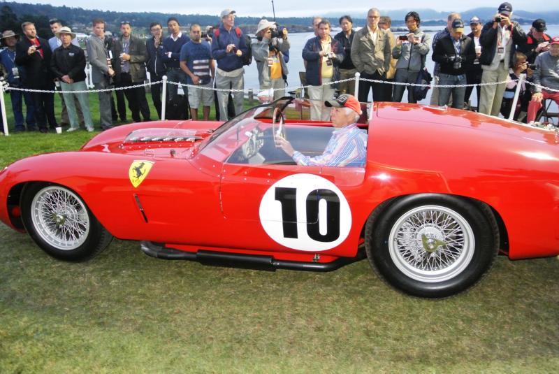 Pebble Beach 2014 - Ferrari Testa Rossa 3