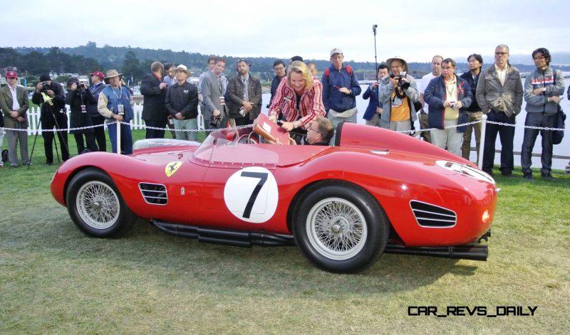 Pebble Beach 2014 - Ferrari Testa Rossa 4