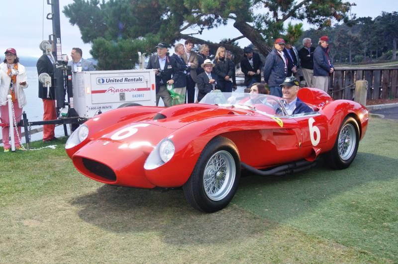 Pebble Beach 2014 - Ferrari Testa Rossa 5