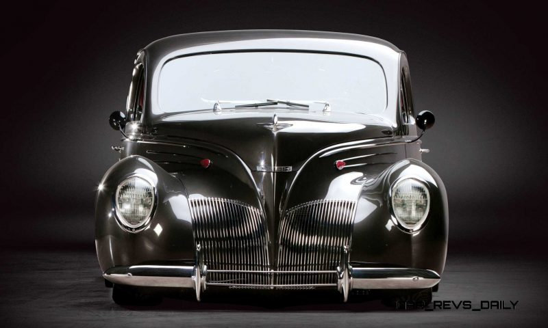RM Dallas Preview - 600HP V12 1939 Lincoln Zephyr Coupe 19