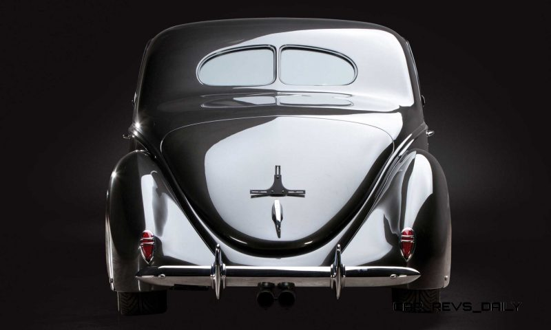 RM Dallas Preview - 600HP V12 1939 Lincoln Zephyr Coupe 20