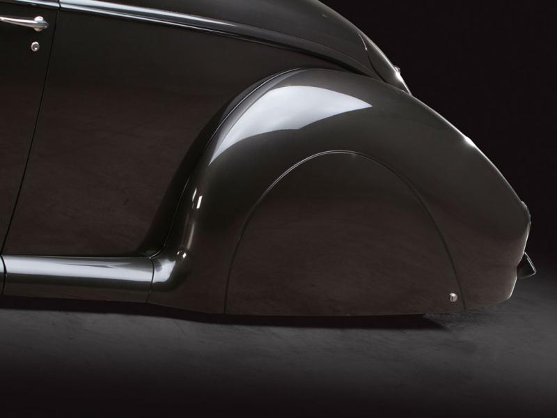 RM Dallas Preview - 600HP V12 1939 Lincoln Zephyr Coupe 22