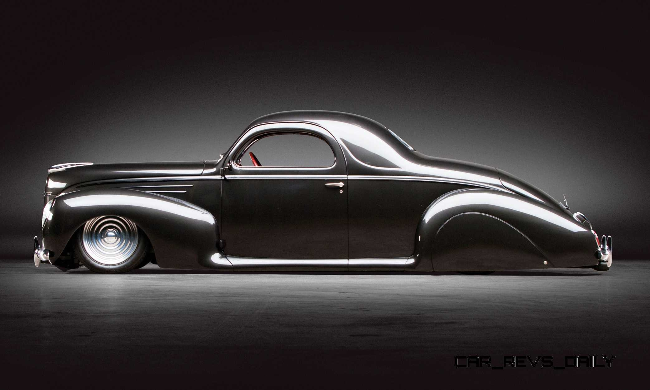 Car Show Dallas >> RM Dallas Preview - 600HP V12 1939 Lincoln Zephyr Coupe