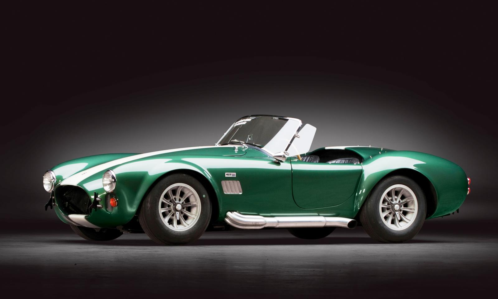 Rm Dallas Preview - ORIGINAL 1967 Shelby 427 Cobra Estimated at $1MM+ 1
