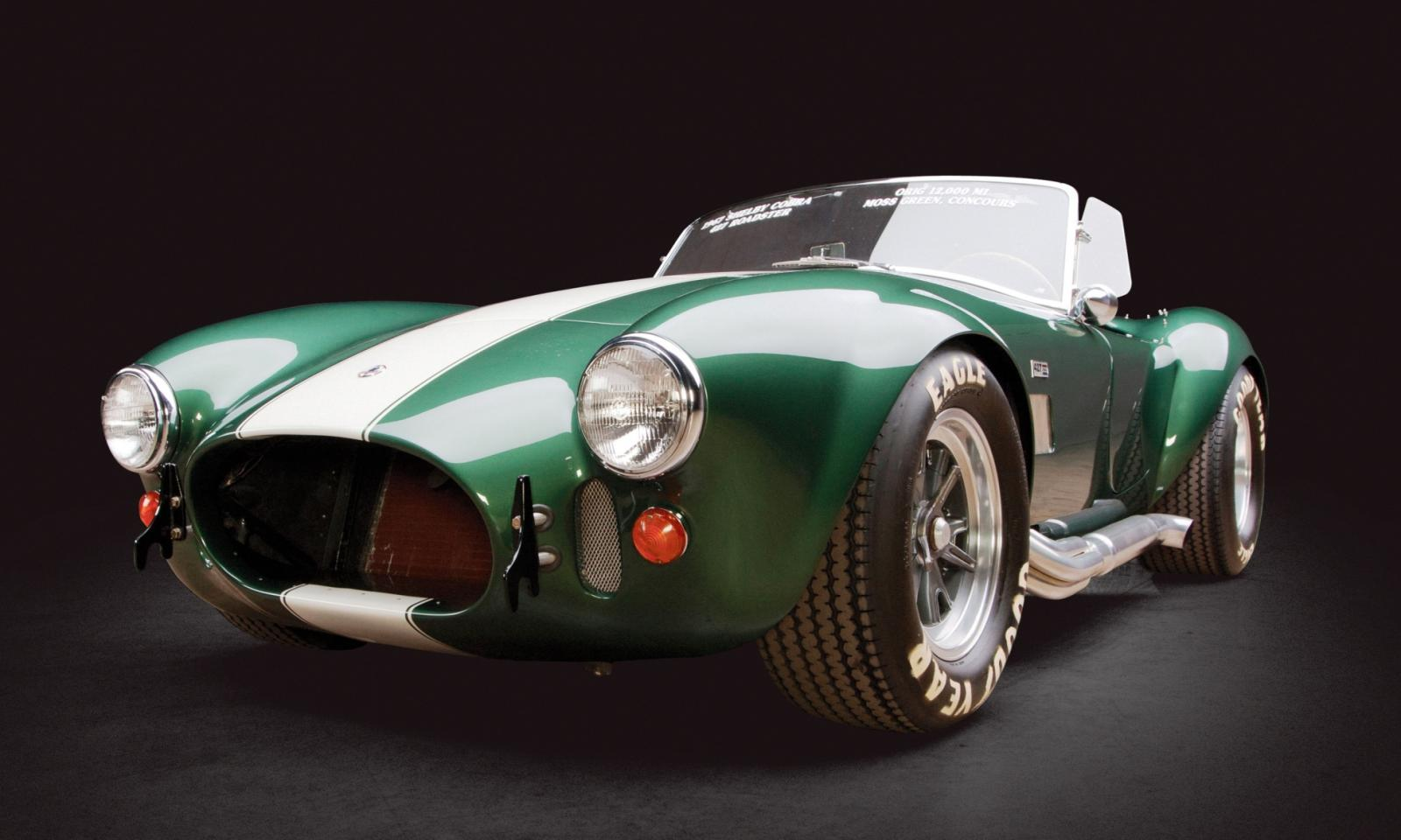 Rm Dallas Preview - ORIGINAL 1967 Shelby 427 Cobra Estimated at $1MM+ 13