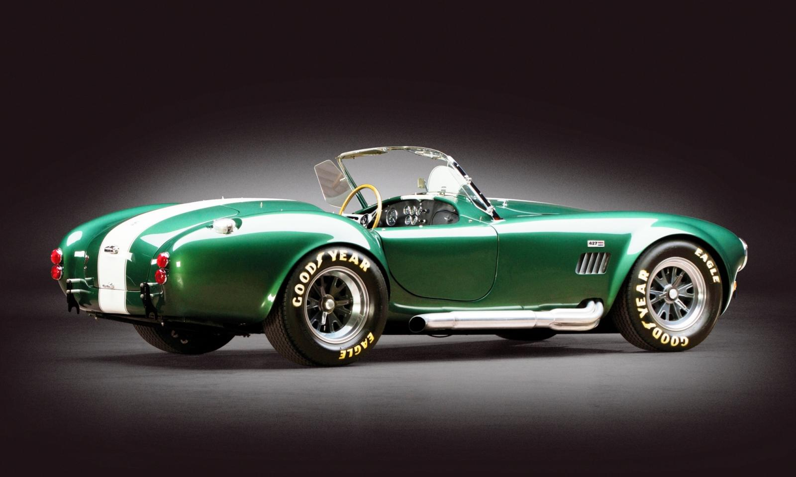 Rm Dallas Preview - ORIGINAL 1967 Shelby 427 Cobra Estimated at $1MM+ 2
