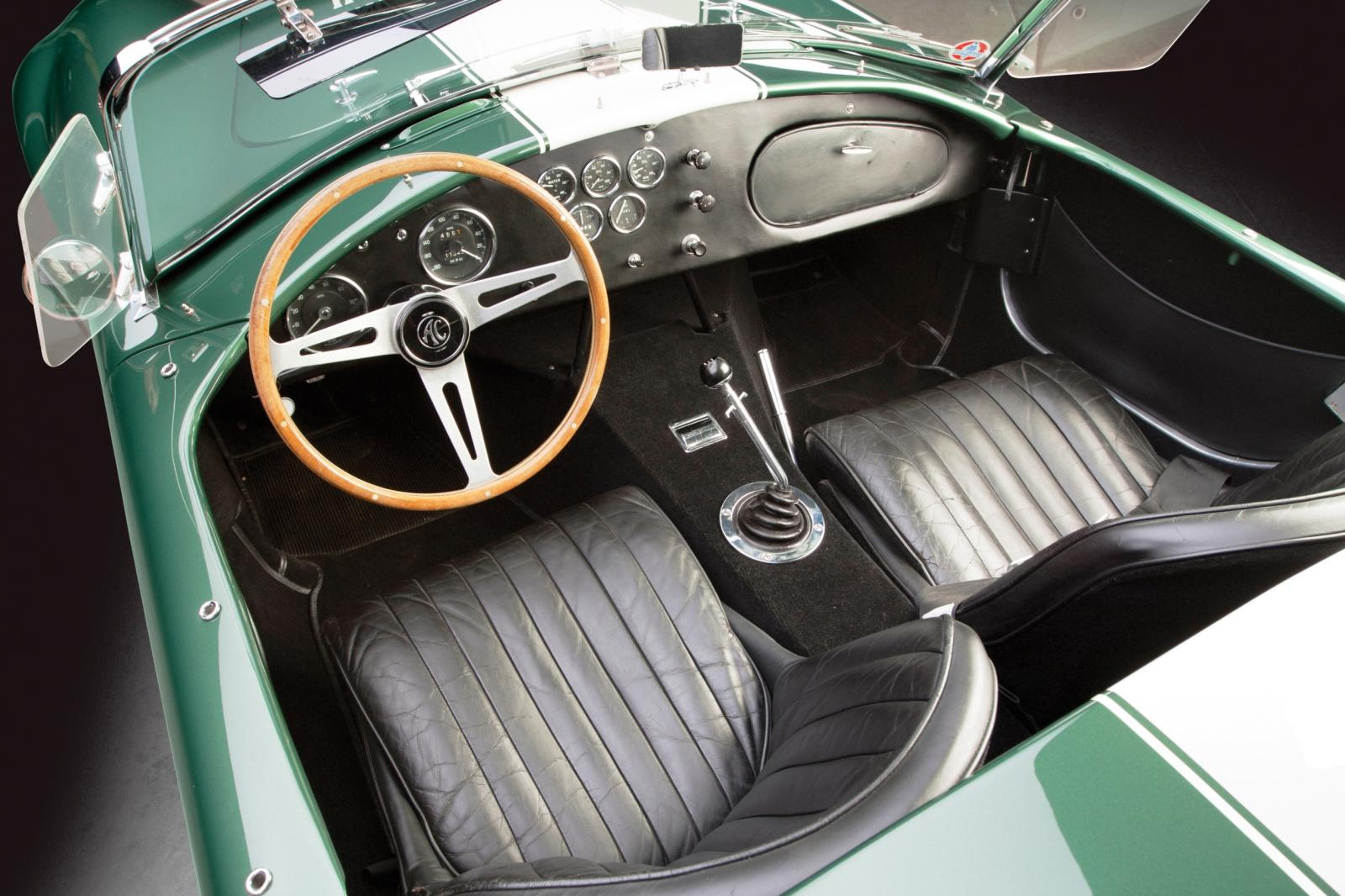 Rm Dallas Preview - ORIGINAL 1967 Shelby 427 Cobra Estimated at $1MM+ 4